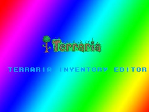 TERRARIA INVENTORY EDITOR