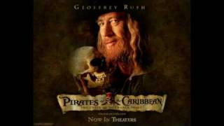 Pirates of the Caribbean - Barbossa is Hungry Original ! (Music from Movie) MP3