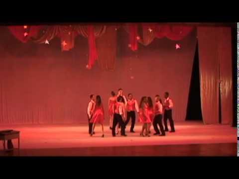CAD - Centro Avançado de Dança - Coreografia Amor de Antigamente
