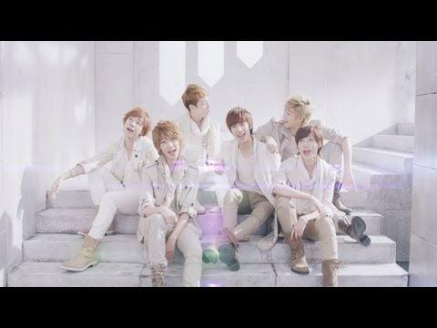 Boyfriend「be My Shine ~君を離さない~」 video