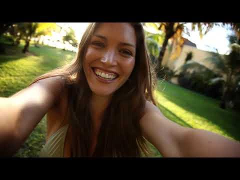 Olivia Garson in Mauritius | WorldSwimsuit