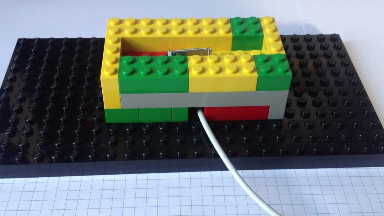 dockingstation aus lego f r iphone oder ipod selber bauen
