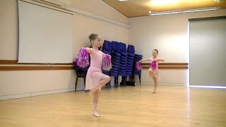 Primary ballet mock exam - age 6 years  (RAD requirement)