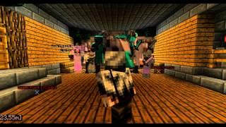 LordsOfMinecraft - Pierwsza impreza gildii Lords!