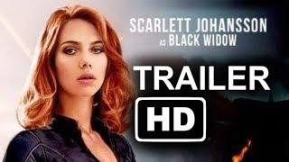 HD Official Black Widow Trailer (2019 MOVIE RECAP) Emma Watson Main Role + Reflecting On Old Trailer
