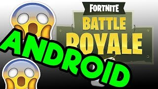 Fortnite Android Download - Official Release [DOWNLOAD APK]