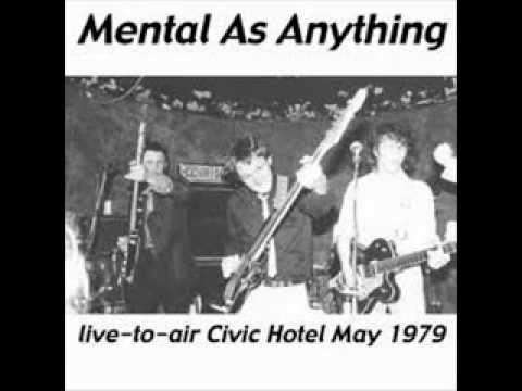 Too Many Times. By Mental as Anything. Sydney band. Top Sound.   Oz Malo.