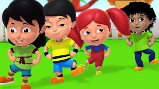 Ring Around The Rosie | Nursery Rhymes For Children and kids | Fun to Learn