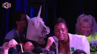 Nerd HQ 2015: Aisha Tyler - Unicorn Encounter (Supernatural Panel Highlight)