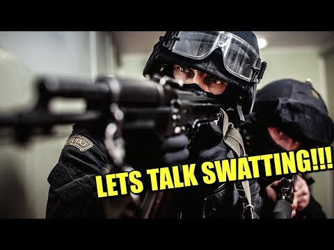 When SWATTING goes SOUTH | Off The Cuff Clip: Ep. 18 | cops