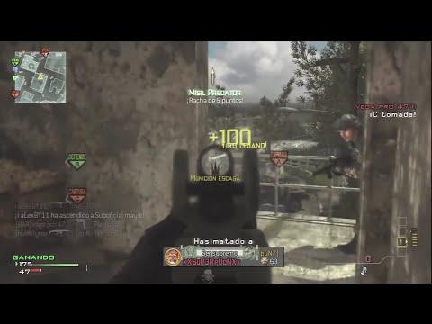 MOAB con Rachas de Asalto!! 38-1 - Modern Warfare 3 - Dominio en Fallen