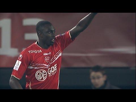 But Rémi GOMIS (9') - Valenciennes FC - SC Bastia (3-4) / 2012-13