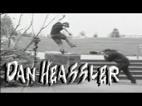 Dan Heassler San Diego days  1999 to 2003