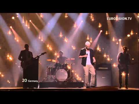 Roman Lob &#8211; Standing Still &#8211; Live &#8211; Grand Final &#8211; 2012 Eurovision Song Contest