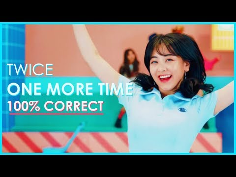 [Line Distribution] TWICE (트와이스) One More Time