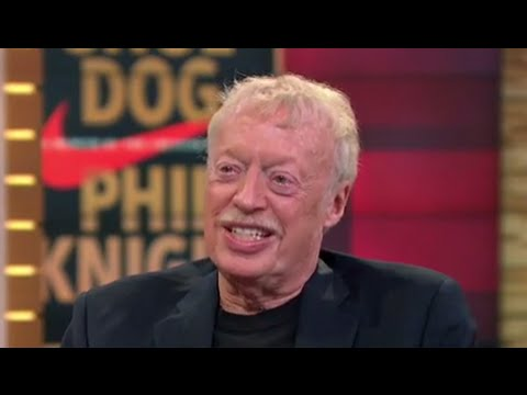 Phil Knight Discusses His New Book 'Shoe Dog'