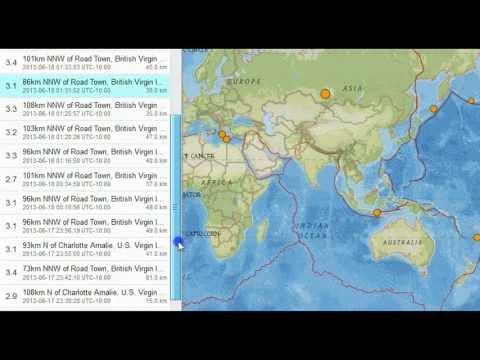 EARTHQUAKE - Interesting Russia Report