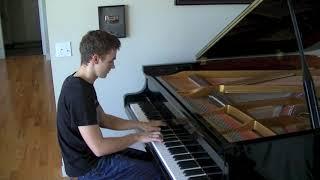 Download Lagu Charlie Puth: How Long Elliott Spenner Piano Cover Gratis STAFABAND