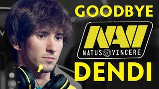 Goodbye NaVi.Dendi 2011-2018 — tribute Movie