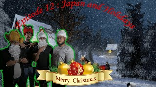 3DropOuts Droppin Knowledge Ep. 12 | Japan and Holidays
