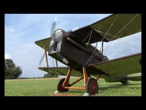 Sopwith Pup-big scale rc Airplane