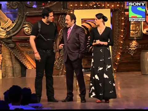 Comedy Circus Krishna As Daya And Sudesh As Acp Pradyuman video