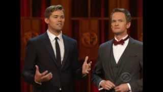 Neil Patrick Harris and cancelled TV shows at 2013 Tony Awards