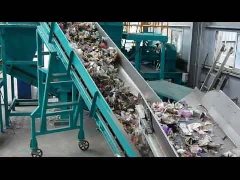 Tidy Planet's RPF waste plastic to fuel conversion process