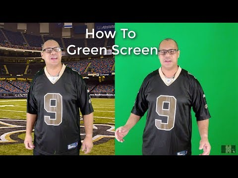 How I Make Green Screen Videos | ChromaKey | Abobe Premiere Pro After Effects & Camtasia
