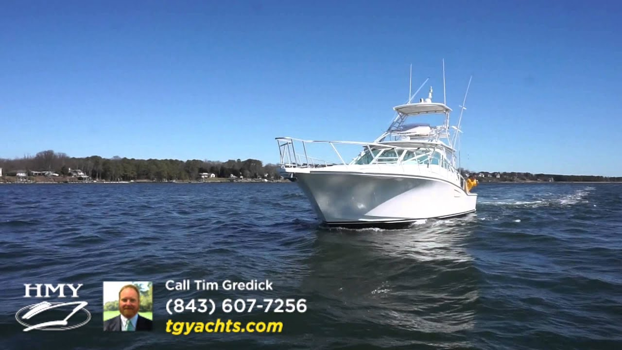 2005 45  Cabo Express  quot Seriously quot  Listed with Tim Gredick at HMY Yacht Sales