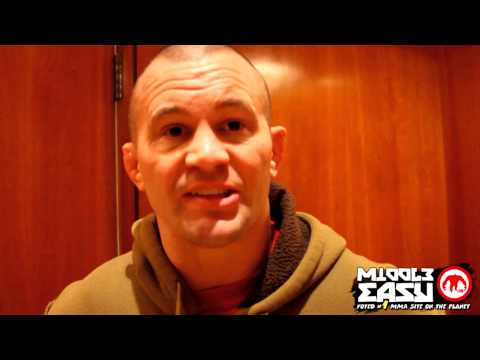 Chris Lytle tells us there's a chance he may come back to MMA