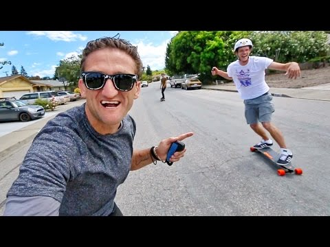 Boosted Board 2 HIGH SPEED TEST
