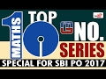 SBI PO 2017 TOP 10 NUMBER SERIES QUESTIONS MATHS mp3