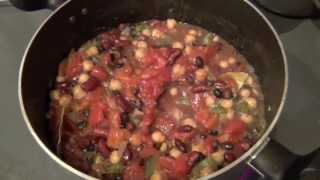 Vegetarian Chilli Recipe