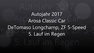 Arosa Classic Car 2017, DeTomaso Longchamp
