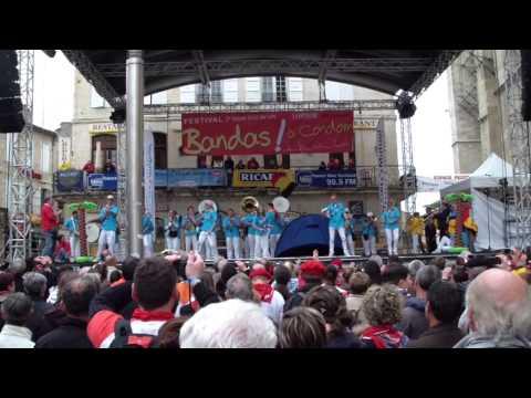 La Band D'heure Condom 2013 Fiesta Boom Boom Camping Paradis video