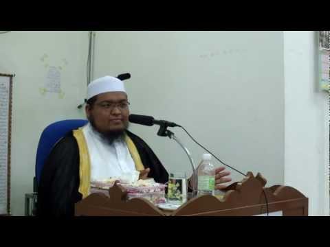 Ustaz Khairul Ikhwan - Kuliah 3P Penghijrahan, Pengorbanan, Perjuangan Full HD Part 1