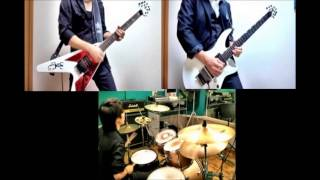 INCUBUS Acid Black Cherry 【Guitar&Drum】