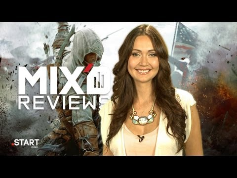 Assassin's Creed 3: Best Assassin's Creed Ever? -- Mix'd Reviews
