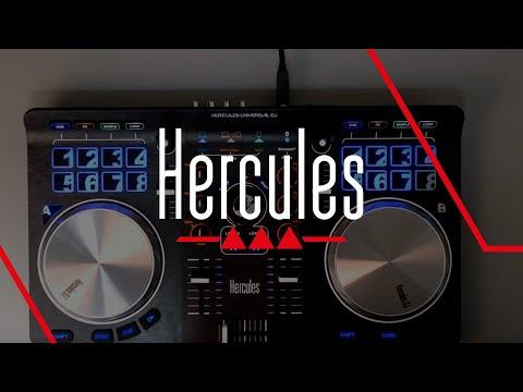 Hercules Universal DJ - MODE1/3 - Laptop