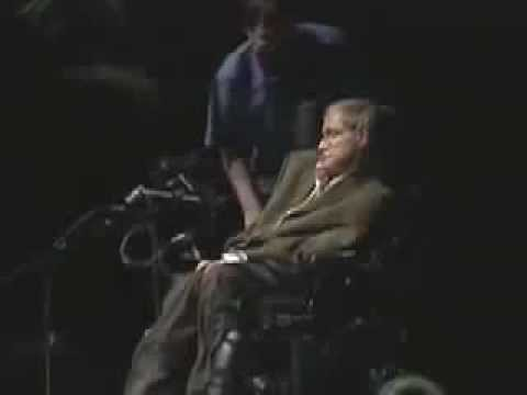 Stephen Hawking Interesting Speech