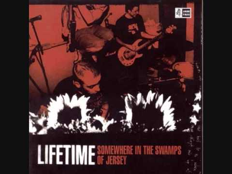 Lifetime - New England (Billy Bragg cover)