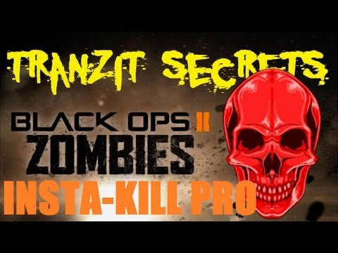 TranZit Zombies Insta-Kill PRO Update: How to Keep It!