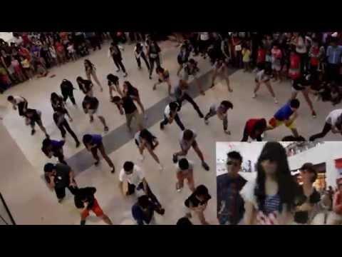 2012 Kpop Hits (Part 1) by BMAD Plash @ Suria Sabah, KK