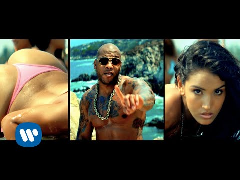 "2012 WMG. Get an exclusive behind-the-scenes look at the making of the Flo Rida ""Whistle"" music video only on http://imgstrongarmworld.com The official music video for Flo Rida's ""Whistle""..."