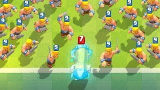 Funny Moments & Glitches & Fails | Clash Royale Montage #79