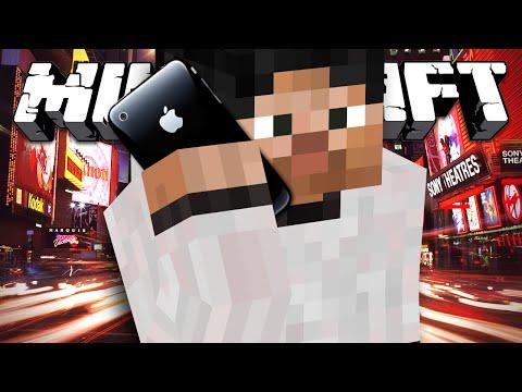 ПОЗВОНИ ДРУГУ - Minecraft (Обзор Мода)