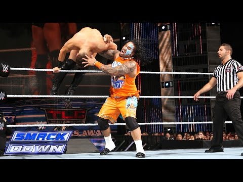 Jey Uso Vs. The Miz: Smackdown, December 5, 2014 video