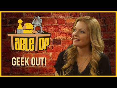 Geek Out!: Clare Kramer, Anne Wheaton, and Bonnie Burton join Wil Wheaton on TableTop S03E06