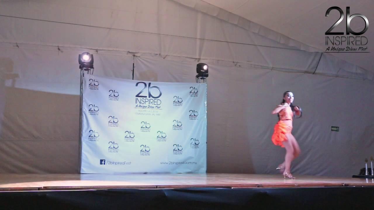 Teresita Rodriguez | Salsa Soloista Juniors | 2b Inspired 2016